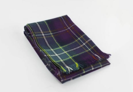 DNA shawl