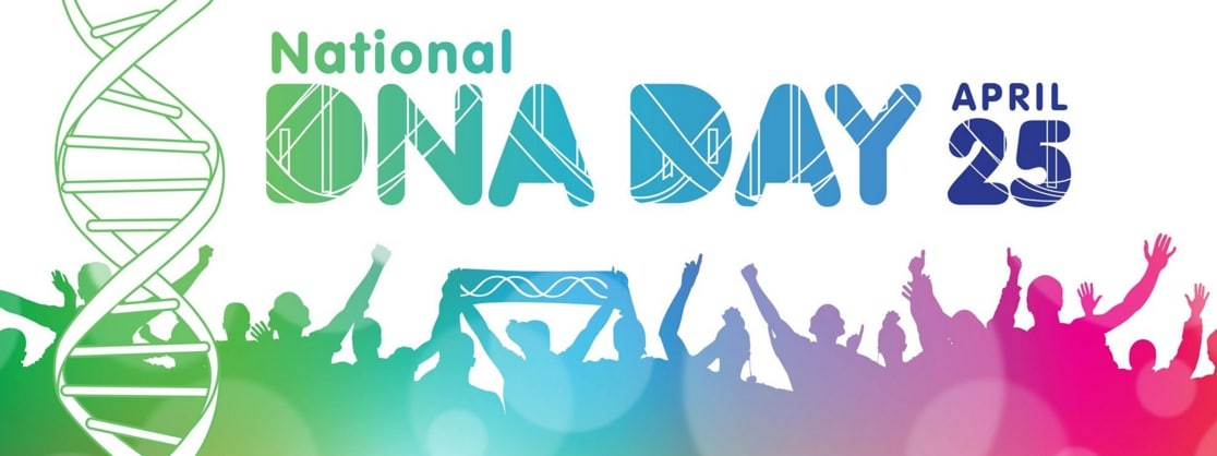 DNA day april 25